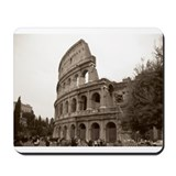 Colliseum in Rome, Italy Mousepad