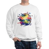 Butterflies Are Free Sweatshirt