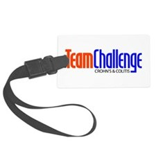Team Challenge Luggage Tag
