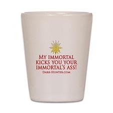 My Immortal Shot Glass