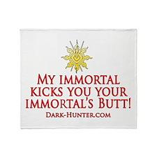 My Immortal Throw Blanket