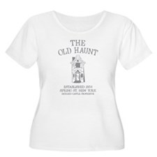 The Old Haunt Plus Size T-Shirt