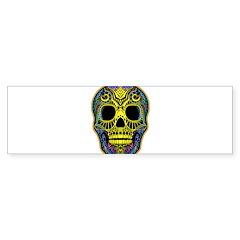 Colorful skull Sticker (Bumper 50 pk)