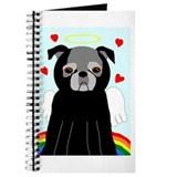 Black AngelPug Journal