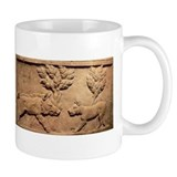 Roman Boar Dog Small Mug