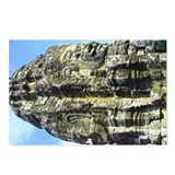 Stone Buddhas Bayon Crematorium Postcards (Package