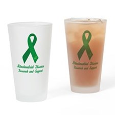Mitochondrial Disease Support Drinking Glass