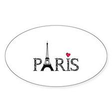 Paris Decal