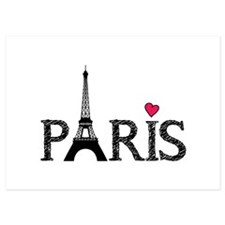 Paris Invitations