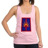 NY National Guard Racerback Tank Top