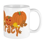 Halloween Pumpkin Tracy Mug