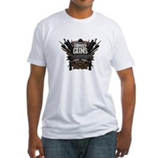 Family Guns Fitted T-Shirt