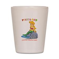 Pixieland Mermaid Pixie Shot Glass