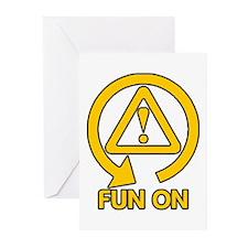 DSC Fun Greeting Cards (Pk of 10)