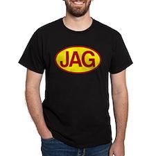 Jag 3 Black T-Shirt