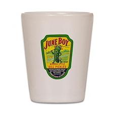 June Boy Pickles Shot Glass