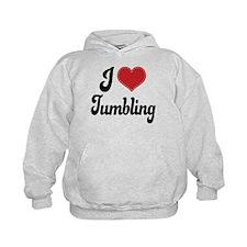 I Love Tumbling Hoodie