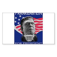 Frankenstein in 2012 Decal