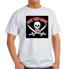 Jolly Roger: Eat The Rich! T-Shirt