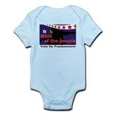 Frankenstein - Man of the people! Infant Bodysuit