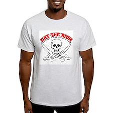 Jolly Roger: Eat The Rich! T-Shirt