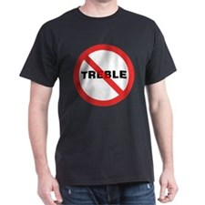 No Treble T-Shirt