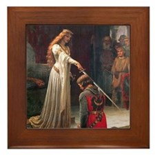 The Accolade by Leighton Framed Tile