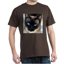 Siamese cat - T-Shirt