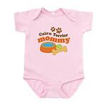 Cairn Terrier Mommy Infant Bodysuit