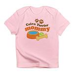 Cairn Terrier Mommy Infant T-Shirt
