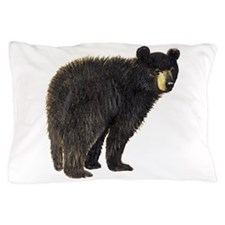 Black Bear Pillow Case