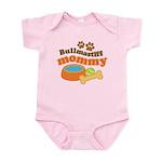 Bullmastiff Mommy Infant Bodysuit