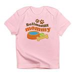Bullmastiff Mommy Infant T-Shirt