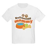 Bullmastiff Mommy Kids Light T-Shirt