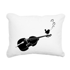 Songbird Rectangular Canvas Pillow