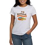 Bulldog Mommy Women's T-Shirt
