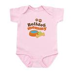 Bulldog Mommy Infant Bodysuit