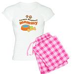 German Shepherd Mommy Women's Light Pajamas