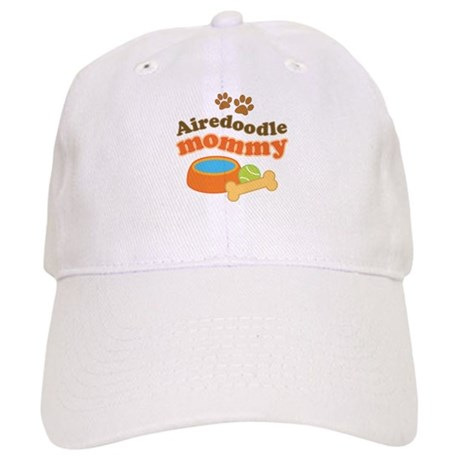 Airedoodle Mommy Cap