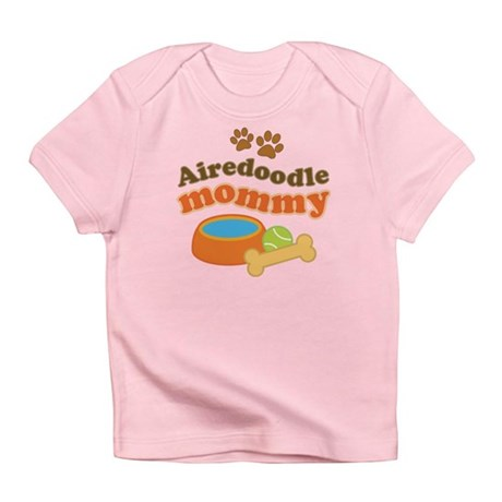 Airedoodle Mommy Infant T-Shirt