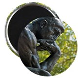 "The Thinker 2.25"" Magnet (100 pack)"
