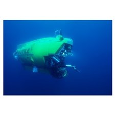 Research submersible