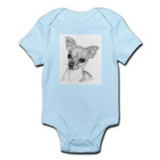 Chihuahua-Short Hair Onesie