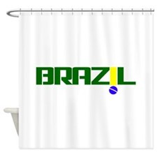 Brazil Shower Curtain