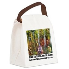 Honor the Elders Canvas Lunch Bag