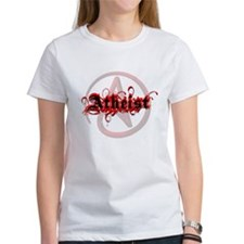 Atheist Red Tee