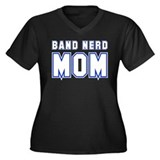 Band Nerd Mom Plus Size T-Shirt