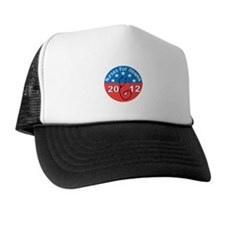 Nurses For Obama 2012.PNG Trucker Hat