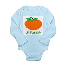 Lil' (Little) Pumpkin Bodysuit / Onesie Body Suit