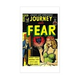 Journey Into Fear #3 Decal